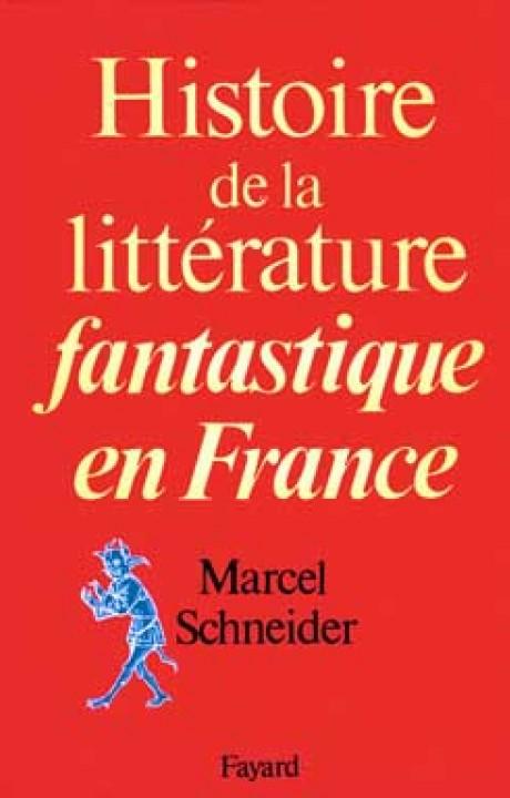 Histoire de la littérature fantastique en France
