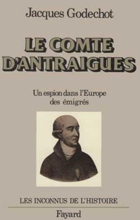 Le Comte d'Antraigues