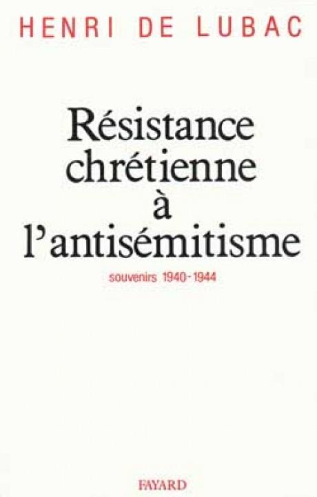 Résistance chrétienne à l'antisémitisme