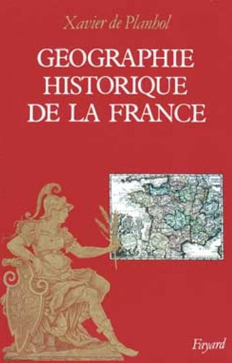Géographie historique de la France