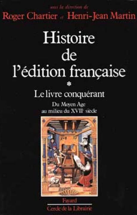 Histoire de l'édition française