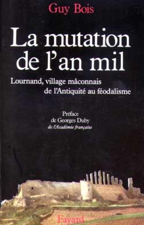 La Mutation de l'an mil
