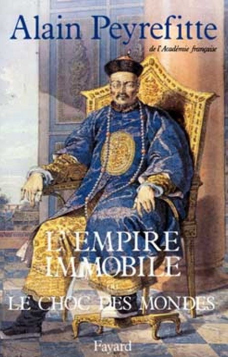 L'Empire immobile ou le choc des mondes