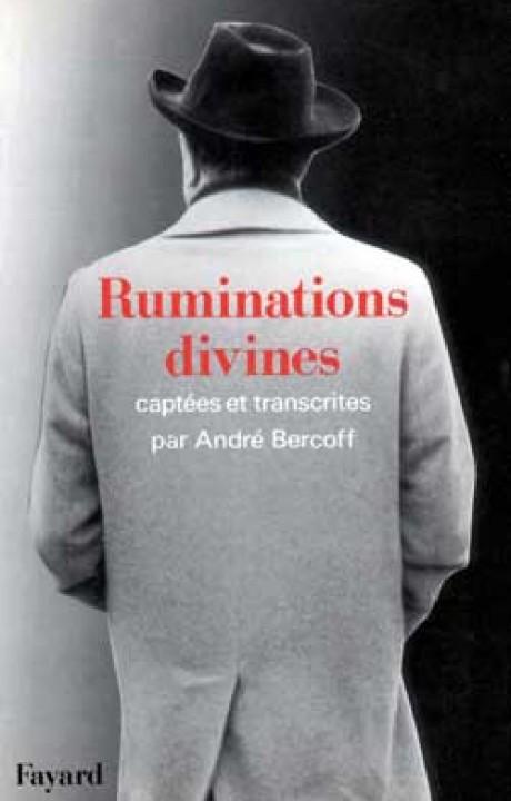Ruminations divines