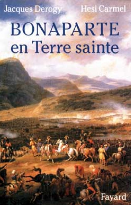 Bonaparte en Terre sainte