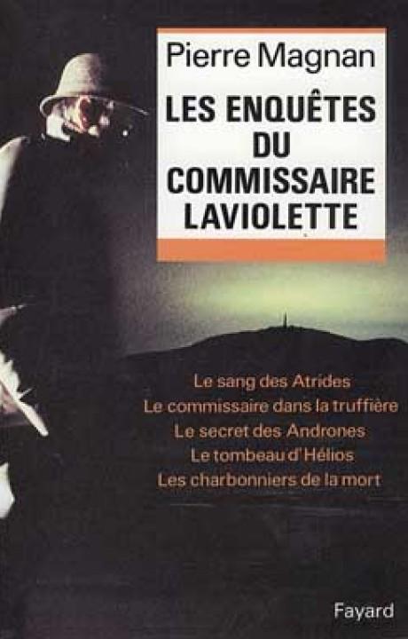 Les Enquêtes du commissaire Laviolette