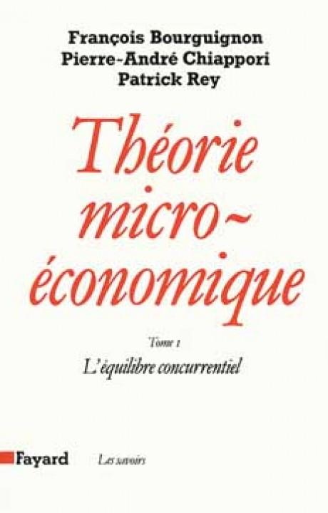 Théorie micro-économique