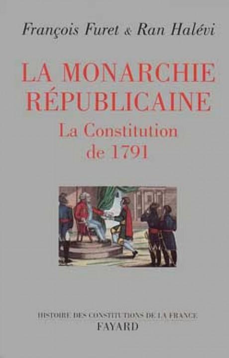 La Monarchie républicaine