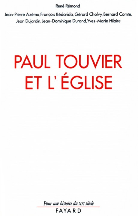 Paul Touvier et l'Eglise