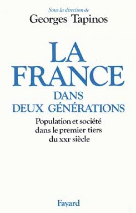 La France dans deux générations