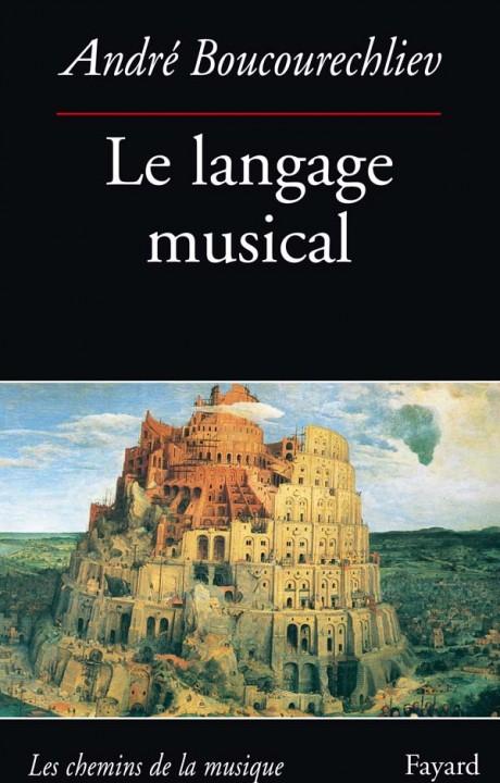 Le Langage musical