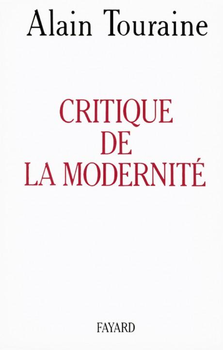 Critique de la modernité