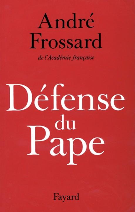 Défense du Pape