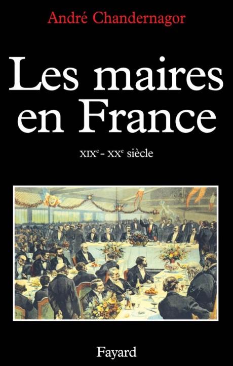 Les Maires en France