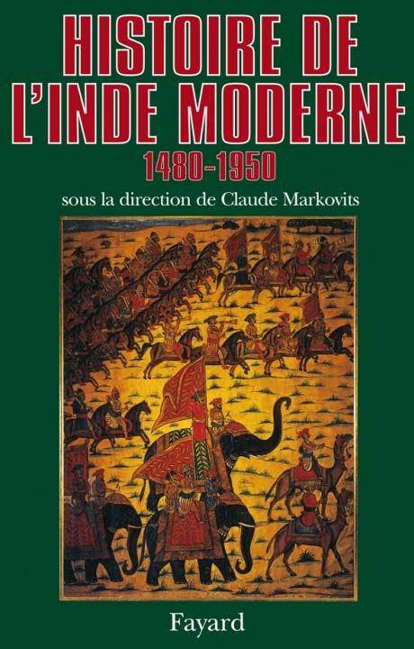 Histoire de l'Inde moderne