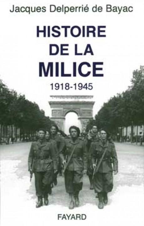 Histoire de la Milice