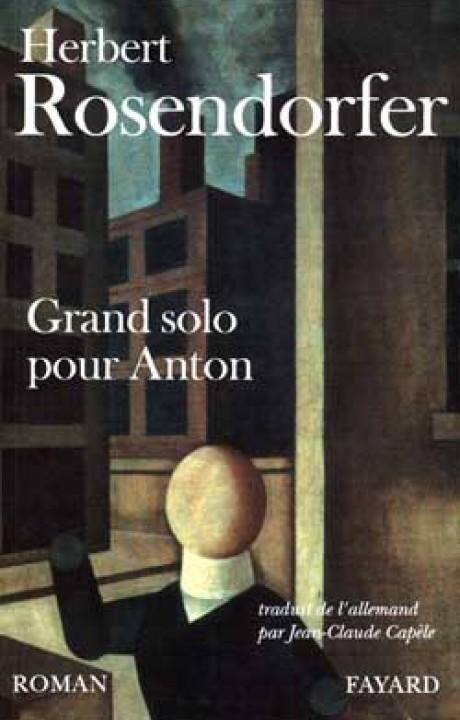 Grand solo pour Anton