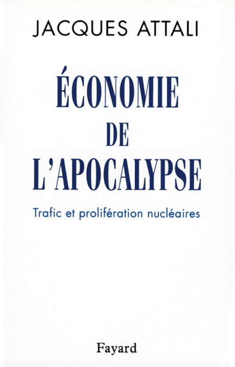 Economie de l'apocalypse