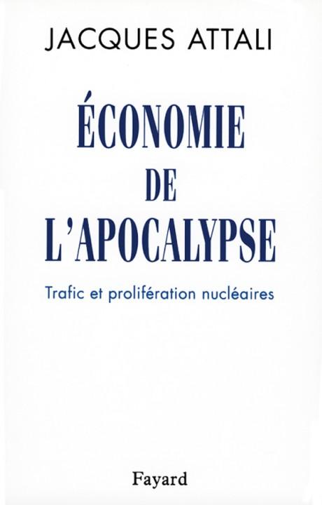 Economie de l'apocalypse