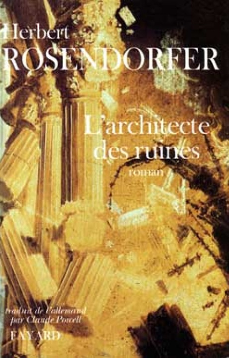 L'Architecte des ruines