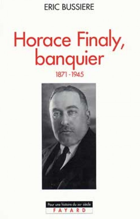 Horace Finaly, banquier