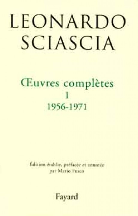 Oeuvres complètes  Tome 1  1956-1971