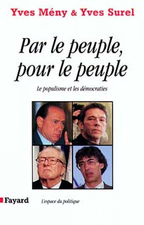 Par le peuple, pour le peuple