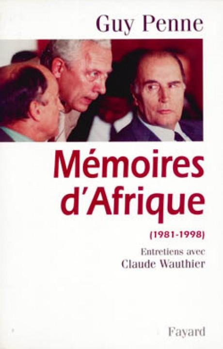 Mémoires d'Afrique (1981-1998)