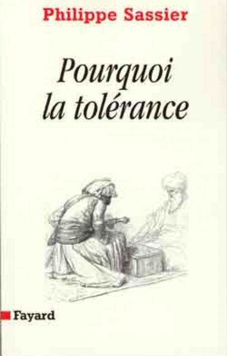 Pourquoi la tolérance