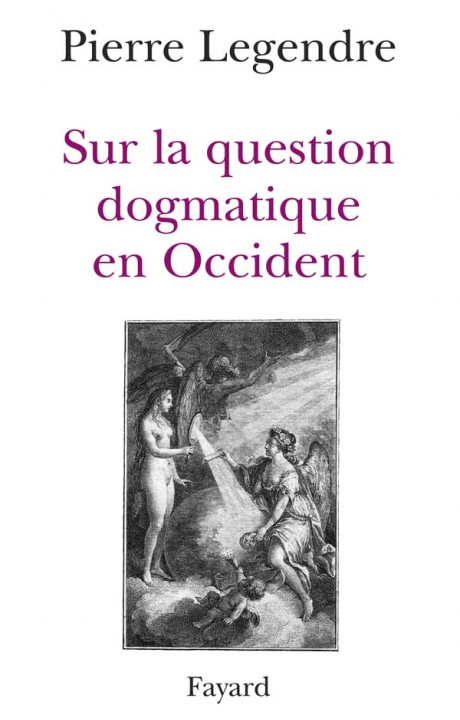 Sur la question dogmatique en Occident