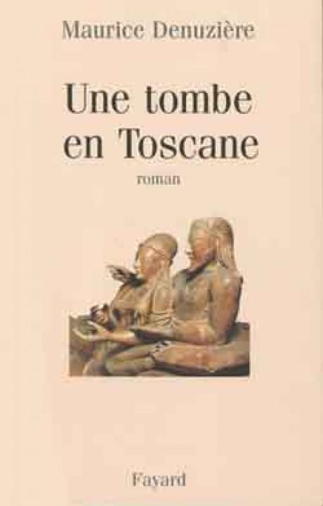Une tombe en Toscane