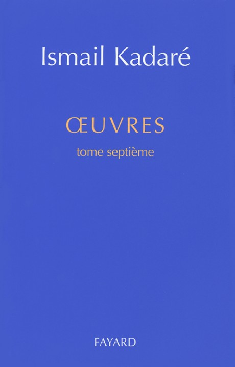 Oeuvres tome septième