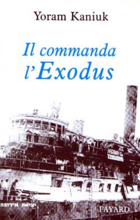Il commanda l'Exodus
