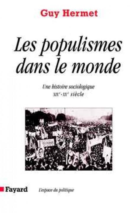 Les Populismes dans le monde