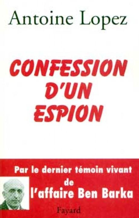Confession d'un espion