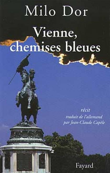 Vienne, chemises bleues