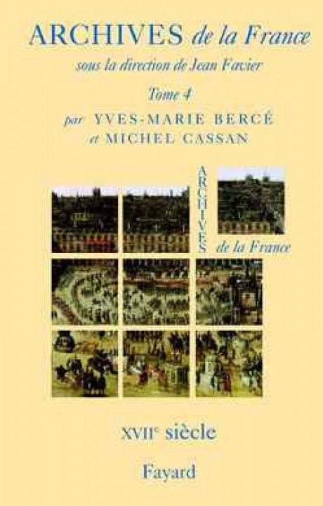 Archives de la France, tome 4