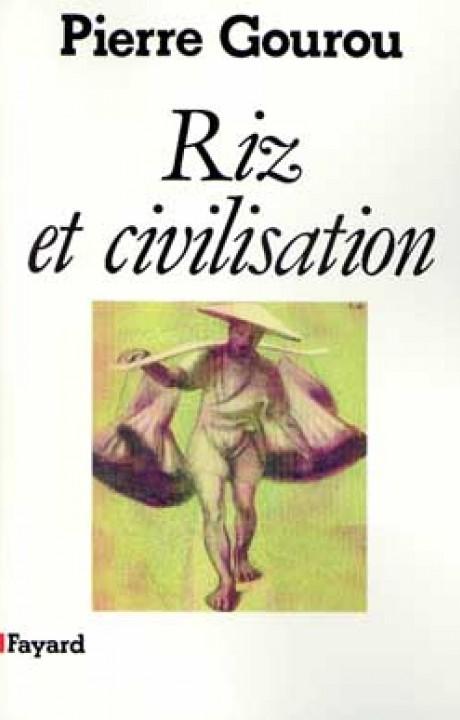 Riz et civilisation