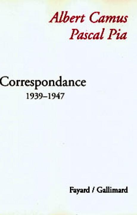 Correspondance 1939-1947