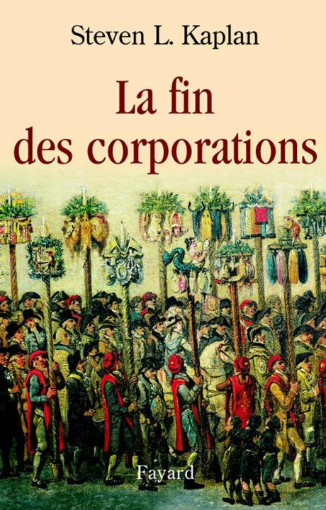 La fin des corporations