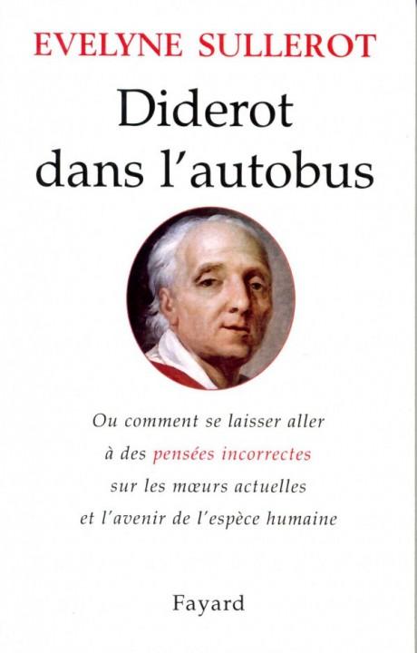 Diderot dans l'autobus