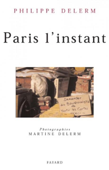 Paris l'instant