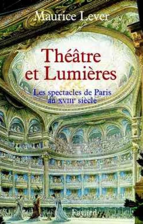 Théâtre et Lumières