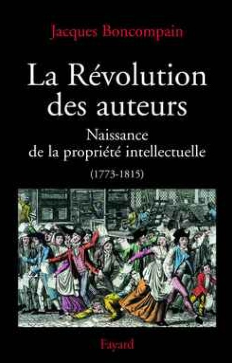 La Révolution des auteurs