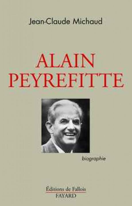 Alain Peyrefitte