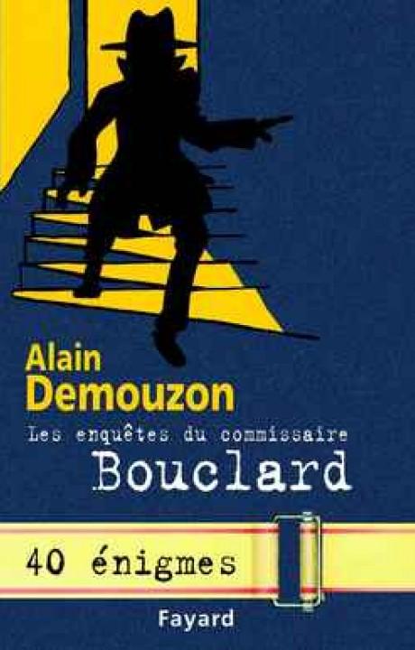 Les Enquêtes du commissaire Bouclard