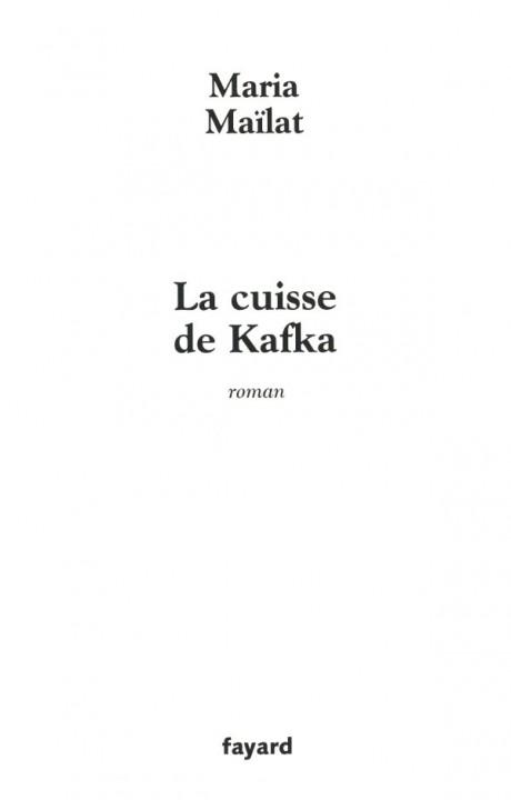 La cuisse de Kafka