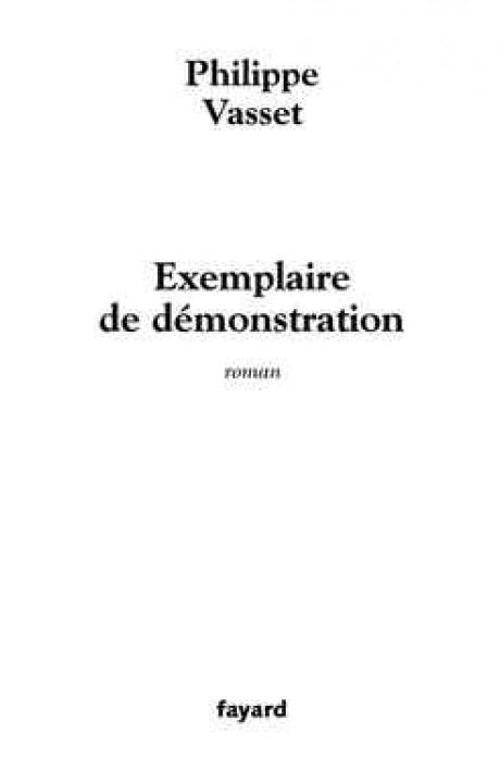 Exemplaire de démonstration