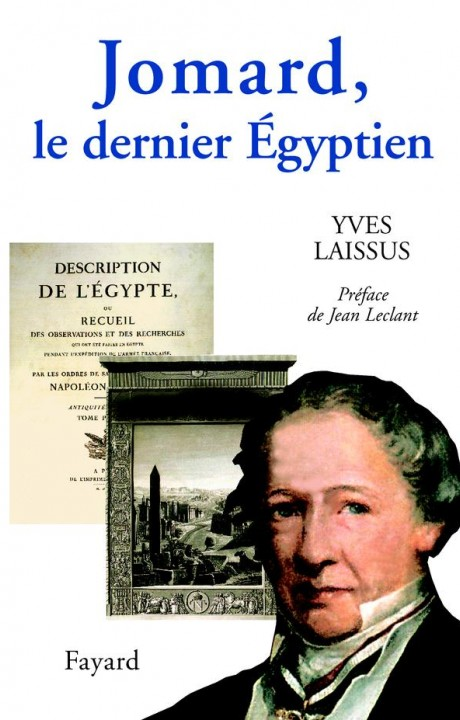 Jomard, le dernier Égyptien