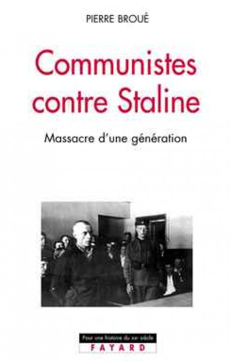 Communistes contre Staline